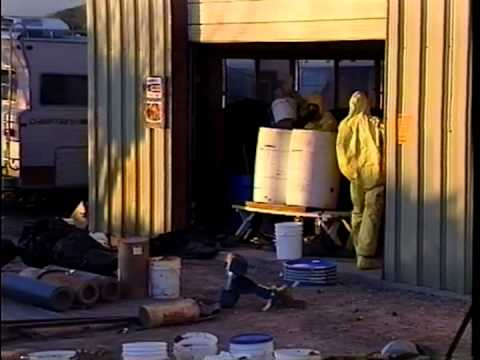 Clandestine Lab Cleanup (Methamphetamine Lab)