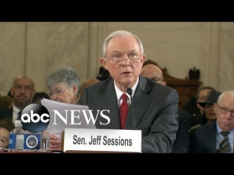 Jeff Sessions: 'I Abhor the Klan'