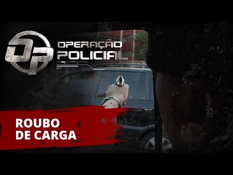 Operação Policial - Doc-Reality - ROTA Roubo De Carga