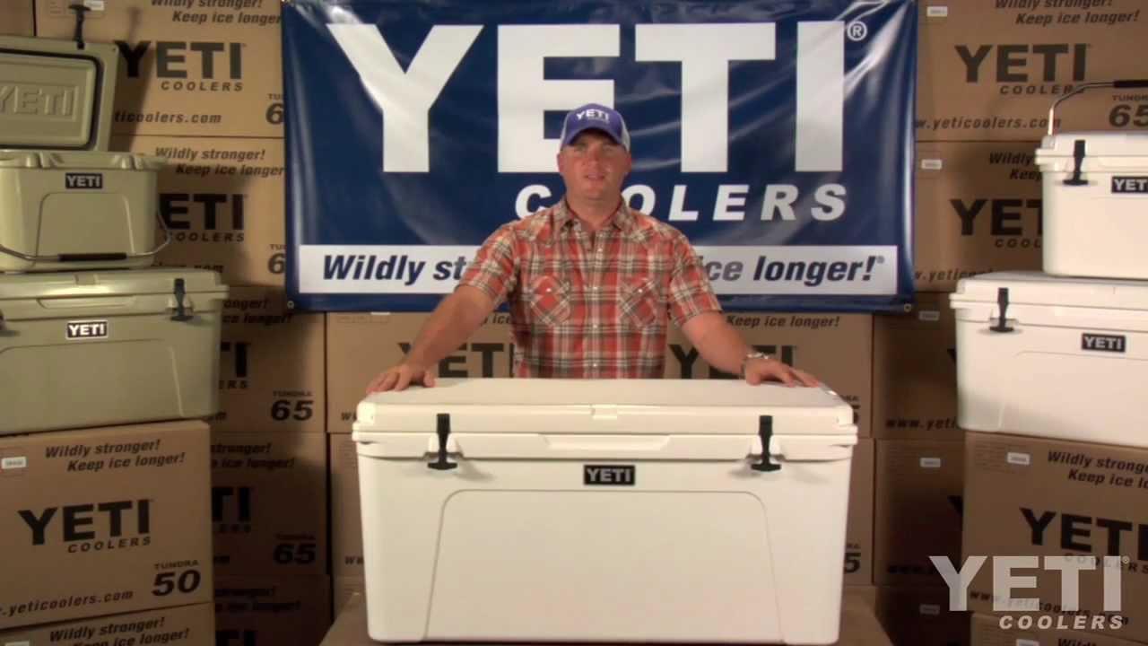 YETI Coolers - Tundra 125 Ice Chest