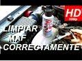 Como limpiar MAF - (Su funcion y sintomas de falla)