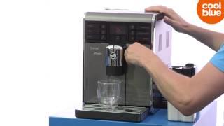 Saeco Moltio HD8869/11 Espressomachine Productvideo (NL/BE)