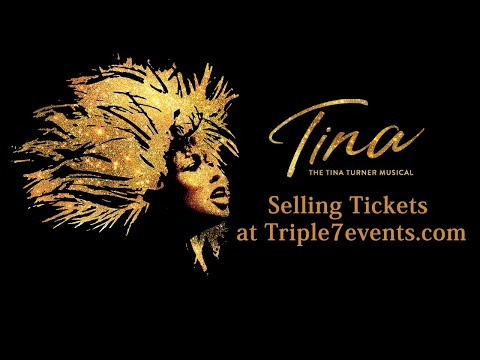 The Tina Turner Musical London Tickets | Aldwych Theatre Events - Triple7events