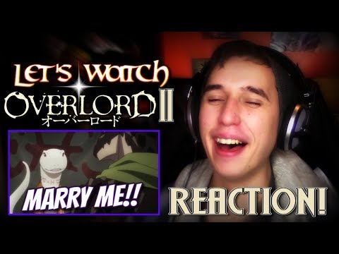 TOO FORWARD BRO!!| LET'S WATCH Overlord II Chapter 2 REACTION!!