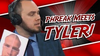 PHREAK x TYLER1 in NA LCS | LCS WEEK 4 FUN/FAIL MOMENTS - League Of Legends