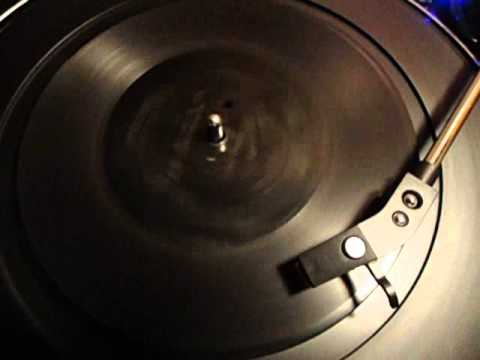 """1899 E. Berliner Gramophone 78 RPM Record """"Just Suppose"""" by S.H. Dudley"""