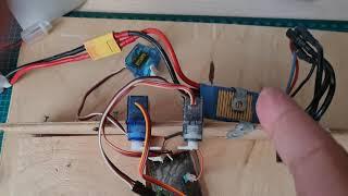 Универсальный микро таймер Т2 для авиамоделей металок вес 1 гр T2 timer for free flight aircraft