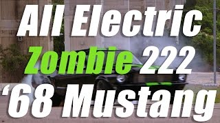 Translogic 180: Zombie 222 Electric '68 Mustang