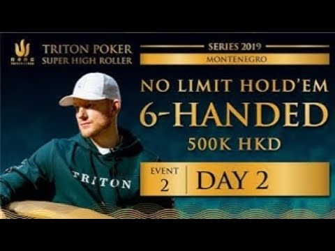 Triton Poker на русском!