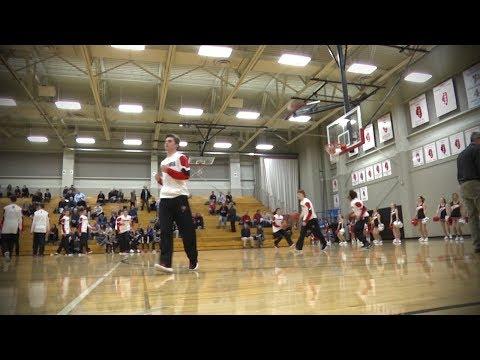 St. Patrick vs. Benet Academy, Boys Basketball // 01.05.18
