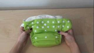 Yo-Yoo  Pocket Cloth Diaper