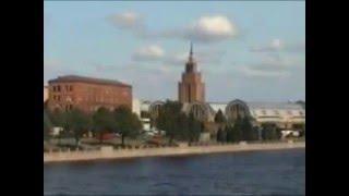 Tours-TV.com: Daugava River
