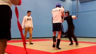 UKC Kickboxing: Canterbury vs Medway 1