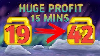 19 WLS TO 42 WLS | Growtopia - How To Profit #19