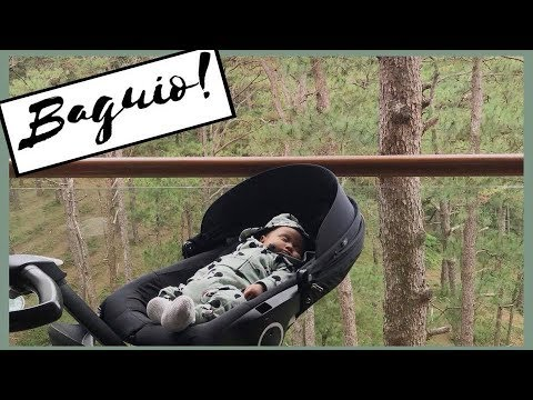 Vlog #45 first Baguio trip as a Family