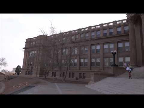 Spring 2012: Tour of El Paso High School El Paso, TX
