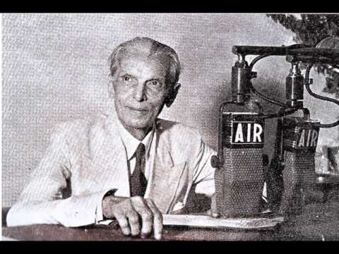 Muhammed Ali Jinnah - Speech About The Making Of Pakistan.wmv