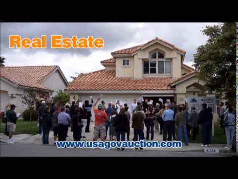Palmdale, California Government, Police and Foreclosure Auctions