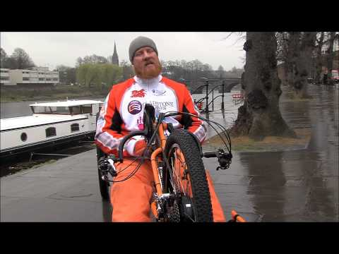 My HandCycle Hate Crime, Disability Awareness Movie (The Begining Full Length)