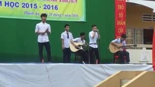 Bạn Tôi - CLB Guitar Thạnh An - Lễ Trưởng Thành Tri Ân