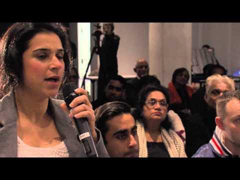 Ashishkumar Chauhan - Public Lecture
