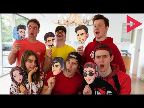 WHOS MOST LIKELY TO...?!?! Ft. Lazarbeam, Muselk,  Loserfruit, Crayator, BazzaGazza and Marcus