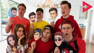 WHO'S MOST LIKELY TO...?!?! Ft. Lazarbeam, Muselk,  Loserfruit, Crayator, BazzaGazza and Marcus