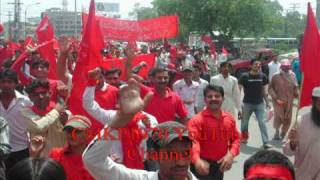 Lahore Labour Day Rally-A Slideshow