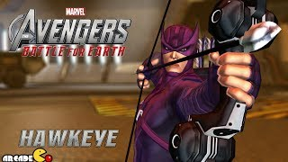 Marvel's The Avengers: Hawkeye Vs The Might Thor and Iran Man