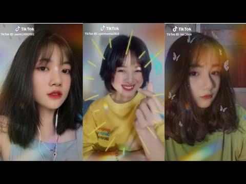 Top những cô gái xinh xắn trên tik tok || tik tok Việt Nam