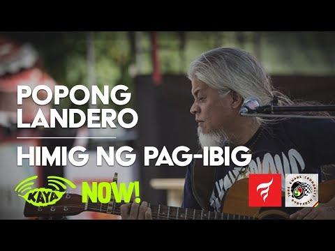 """Popong Landero - """"Himig ng Pag-ibig"""" by Asin (w/ Lyrics) - Tonk Kwank Musikalipayan Onse"""