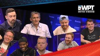 HIGHLIGHTS Bad Boys of UK Poker Cash Game | WPT UK