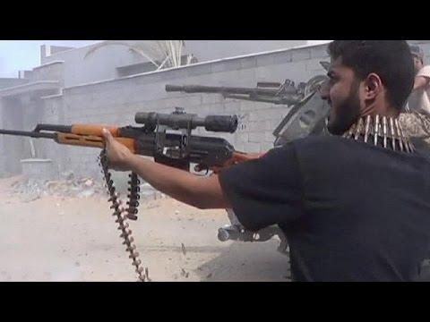 Estado de guerra en Libia
