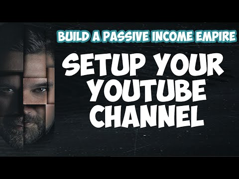 Passive Income - How To Create A Youtube Channel & Keyword Research