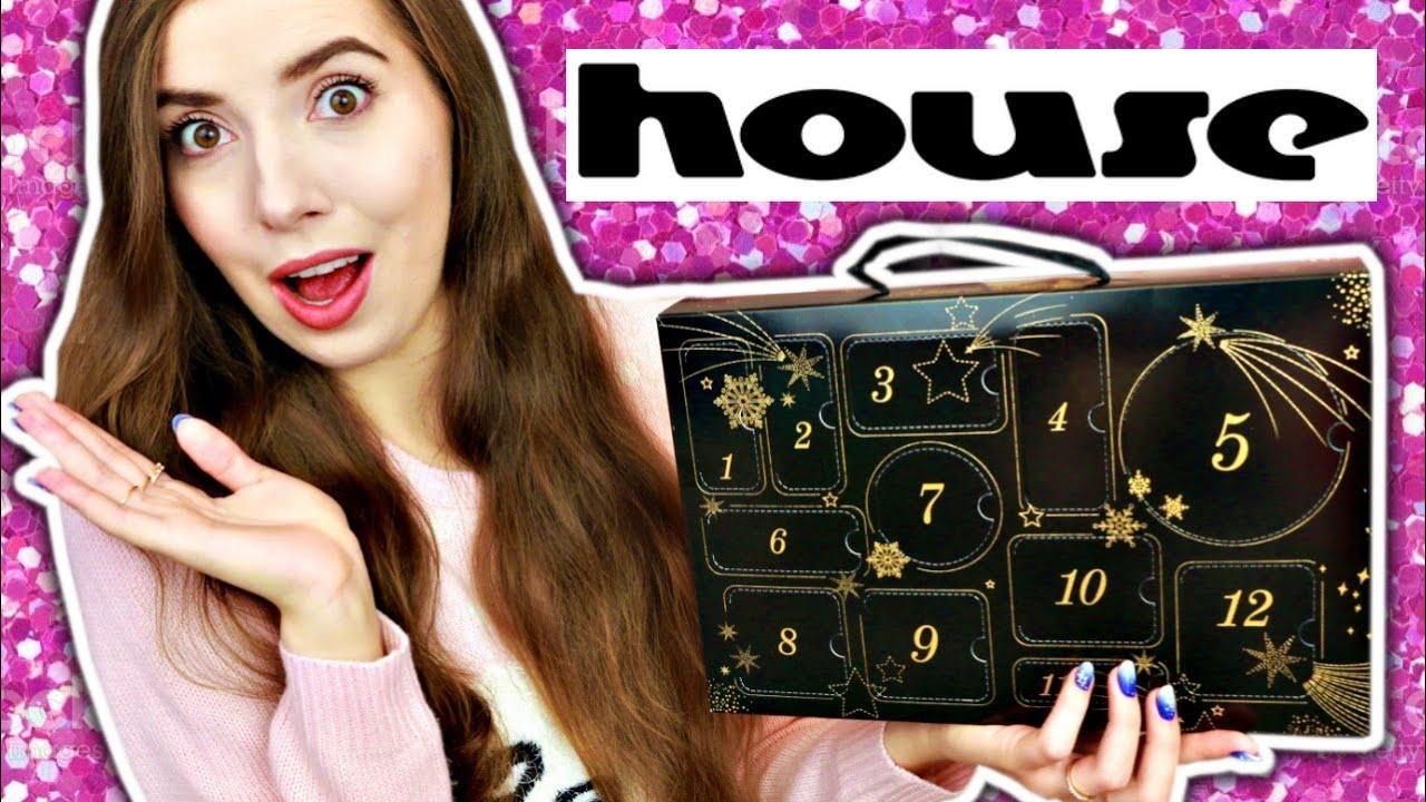 Kalendarz Adwentowy Z House Z Biżuterią 2020 Youtube