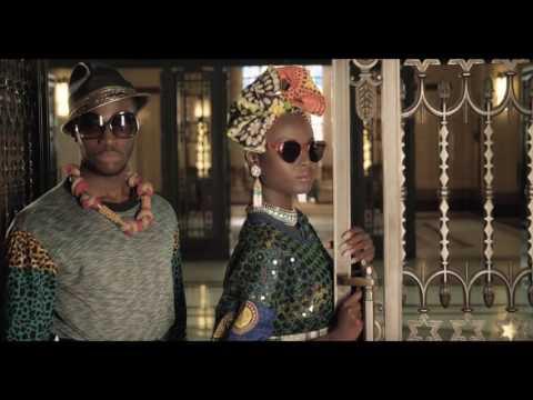 AFRICA FASHION WEEK LONDON 2017 - Promo