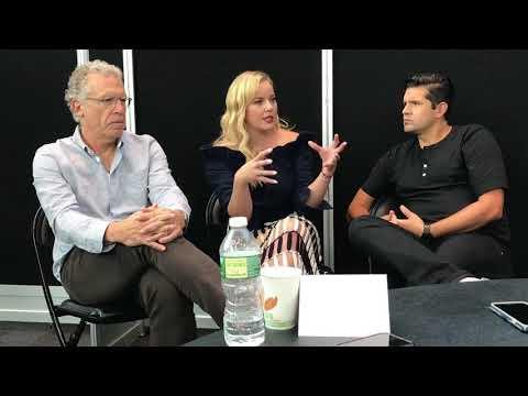 Tom Clancy's Jack Ryan  with Abbie Cornish, Carlton Cuse, and Graham Roland