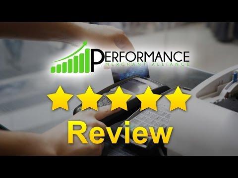 Performance Merchant Alliance Orlando Terrific Five Star Review by Olivia E.