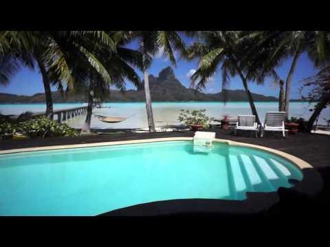 Travel to Bora Bora , French Polynesia   2014 HD