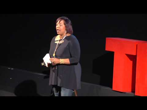 Melanie DewBerry Jones TEDxSFU 2012