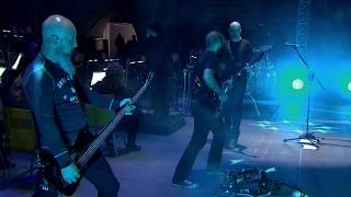 Devin Townsend Project - A Simple Lullaby ! ( + Fireworks!!)  Live Plovdiv (Blu-Ray)