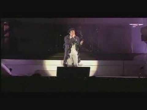 Renato Zero - A Braccia Aperte -  Live 2004