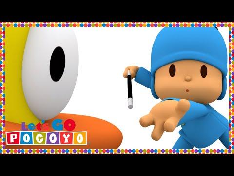 Let's Go Pocoyo! - Magic Fingers [Episode 20] in HD