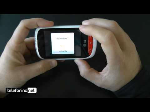 Lg Bubble T310 videoreview da Telefonino.net