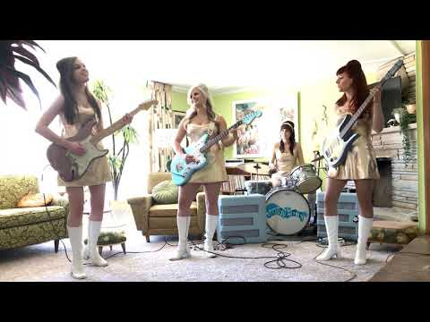 The Surfrajettes - Britney Spears Toxic Surf Cover