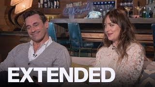 Baixar Jon Hamm, Dakota Johnson Talk 'Bad Times At The El Royale' | EXTENDED