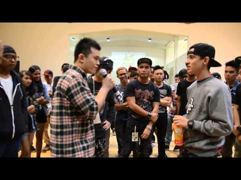 Requiem vs Juxtme - Singapore Rap Battles