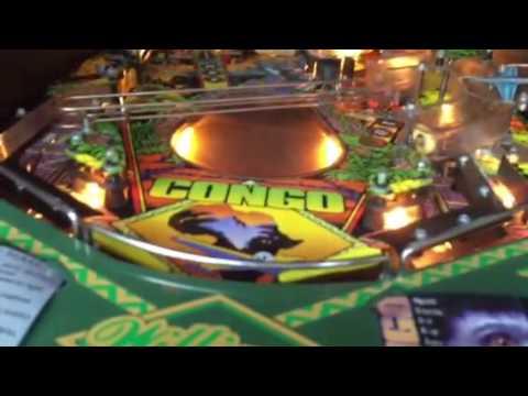 Congo pinball for sale