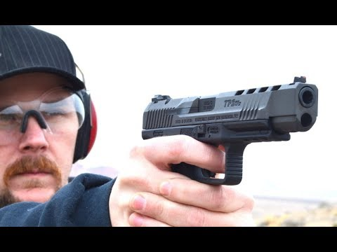 CANIK TP9  SFx 9mm - See Why I Love This Pistol