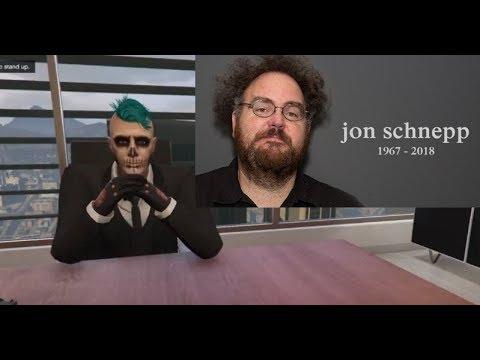Jon Schnepp Is Dead Rip